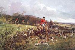 Fox Hunting Banned in the UK