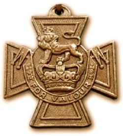 Victoria Cross Created
