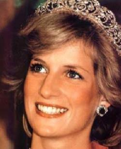 Diana, Princess of Wales, dies in a car crash