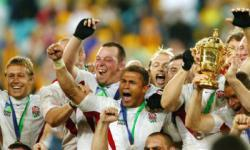 England win Rugby World Cup