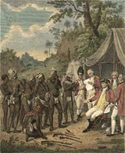 The 10th of May 1655 AD, Britain captures Jamaica
