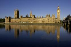 The Great Reform Act changes Parliamentary constituencies