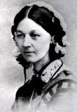Florence Nightingale presented with the Order of Merit