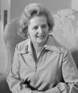 Margaret Thatcher becomes leader of the Tory Party