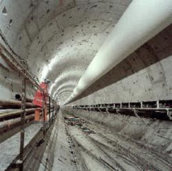 Work begins on the Channel Tunnel