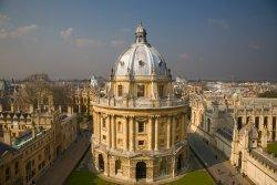 Women permitted at Oxford University
