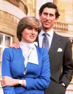 Prince Charles & Lady Diana Spencer announce engagement