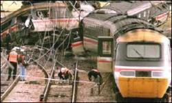Southall Train Crash