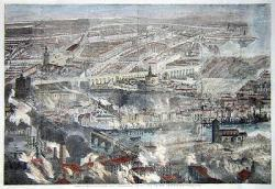 The Great Fire of Newcastle and Gateshead