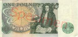 End of the Pound note