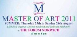 Master of Art Summer Exhibition