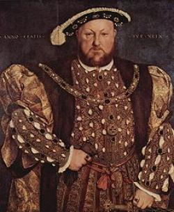 Henry VIII becomes Head of Church in England,