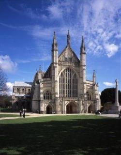 Winchester Cathedral Dedicated