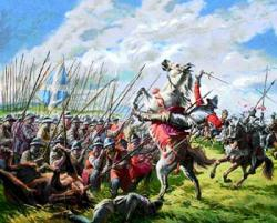 The 10th Of September 1547 Ad Battle Of Pinkie Last
