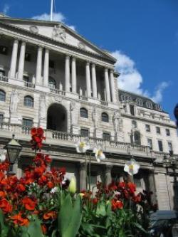 Bank of England Given Independence