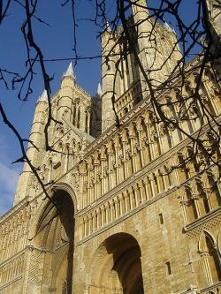 Lincoln Cathedral Consecrated