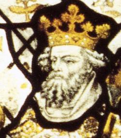 First True King of England Crowned