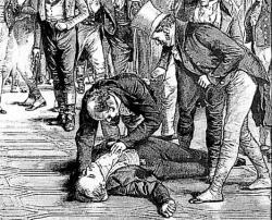 Prime Minister Spencer Perceval Assassinated